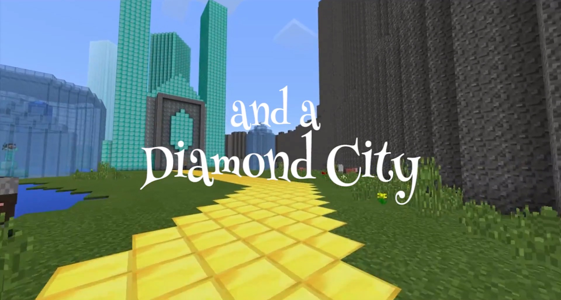 Алмазный город