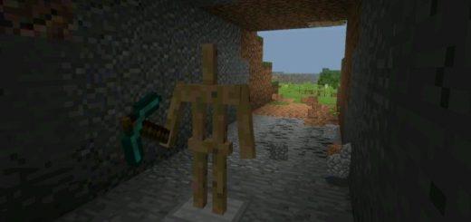 Робот, который будет копать вместо игрока