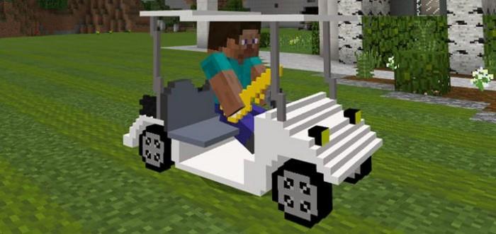 Машинка для гольфа