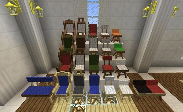 Все стулья из мода