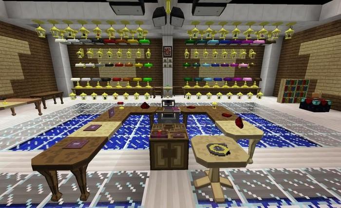 Алхимическая лаборатория
